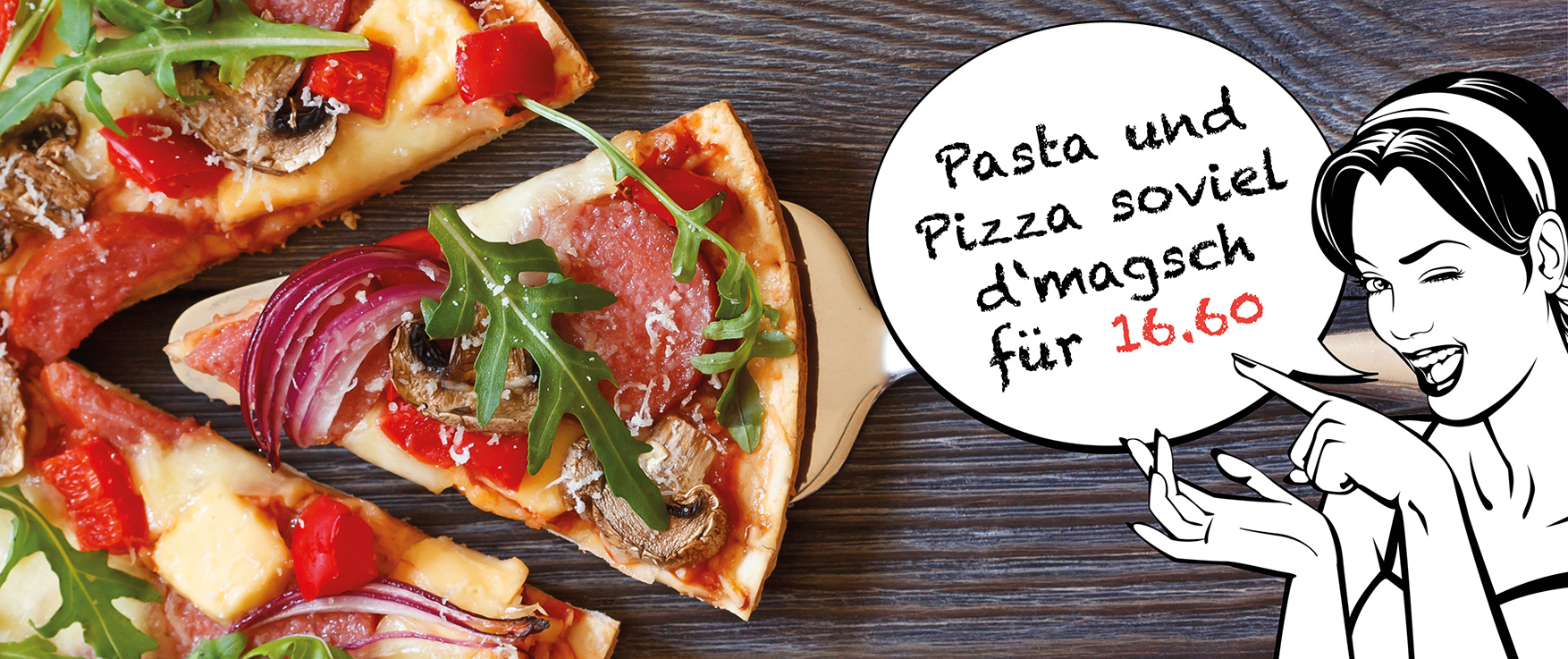 Jobs bei Pasta e Pizza